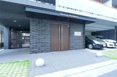 【エントランス】ハーモニーレジデンス羽田ウエスト#002