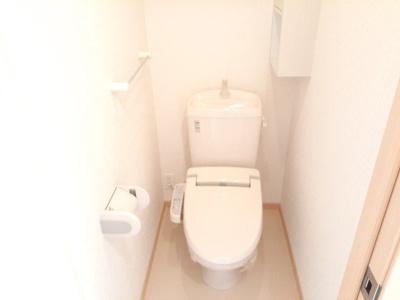 【トイレ】ラ・カンパネラ