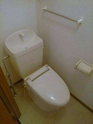 【トイレ】サンパティ-ク・メゾン
