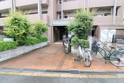 【エントランス】パラシオ北梅田