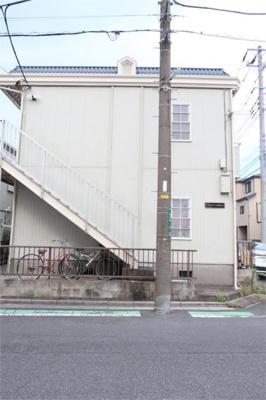 【エントランス】メゾンドール新井A棟(アライエートウ)
