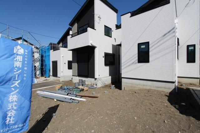 【現地販売会開催中】茅ヶ崎市東海岸南1期 全4棟こだわりの新築分譲住宅、5号棟。まずはいつでもお気軽に、お問い合わせお待ちしております。