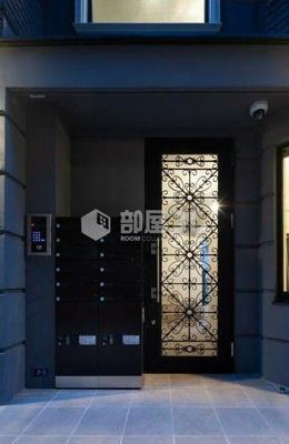 【エントランス】ルネサンスコート千駄ヶ谷SOUTH