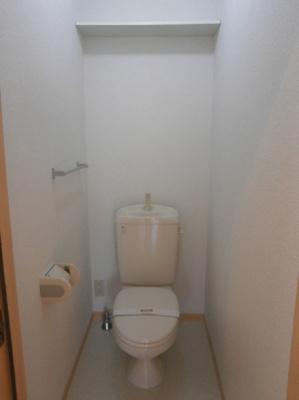 【トイレ】フラワーメゾン