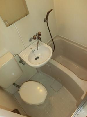 【浴室】ニケンカン
