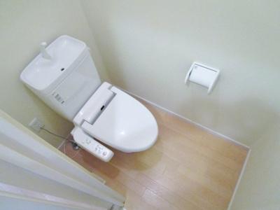 【トイレ】グラシュー