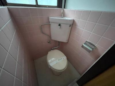 【トイレ】清水丘1貸家