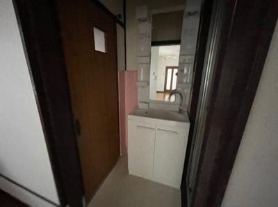 【独立洗面台】清水丘1貸家
