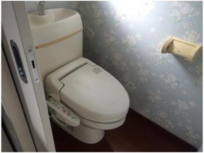 【トイレ】ツインアドレスレフト館