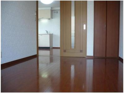 【居間・リビング】ツインアドレスレフト館