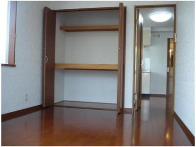 【寝室】ツインアドレスレフト館