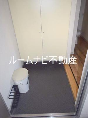 【玄関】FM3双葉大山ハウス