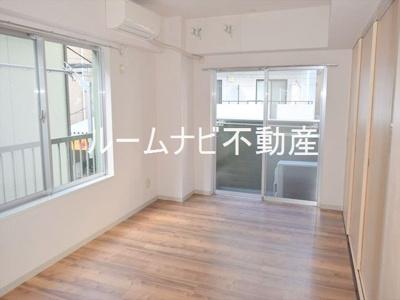 【居間・リビング】FM3双葉大山ハウス