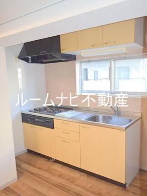 【キッチン】FM3双葉大山ハウス
