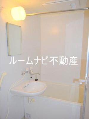 【浴室】FM3双葉大山ハウス