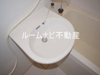 【洗面所】FM3双葉大山ハウス