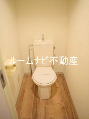 【トイレ】FM3双葉大山ハウス