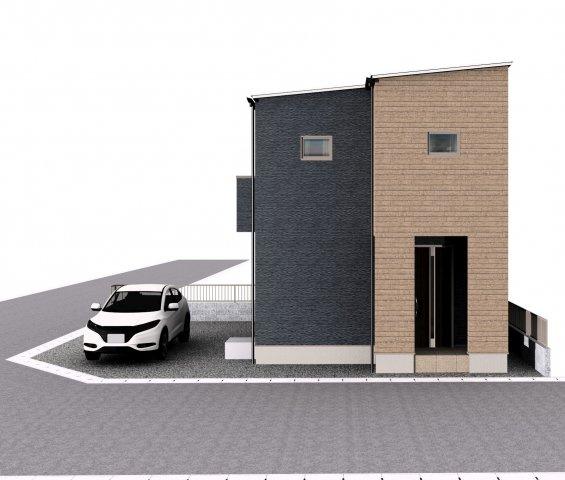 【24坪4LDK】 全居室、フローリング設計☆