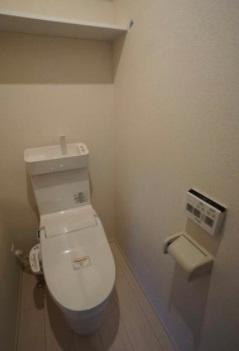 【トイレ】ハレレア梅島