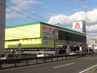ヤマダ電機テックランド福山店(電器店)まで799m