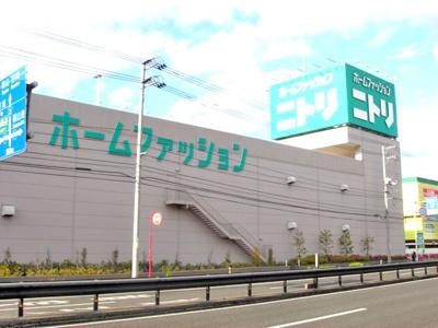 ニトリ福山店(家具店)まで987m