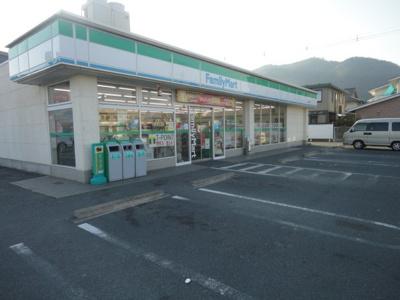 ファミリーマート福山水呑店(コンビニ)まで429m