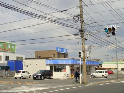 ローソン福山引野町店(コンビニ)まで394m
