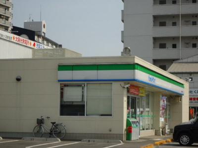 ファミリーマート福山明神町店(コンビニ)まで203m