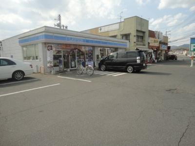 ローソン神辺十三軒屋店(コンビニ)まで469m
