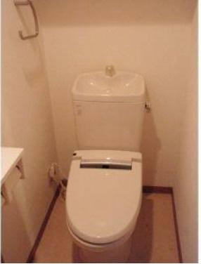 【トイレ】クイーンズレゾン新御徒町