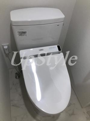 【トイレ】オーキッドレジデンス上野