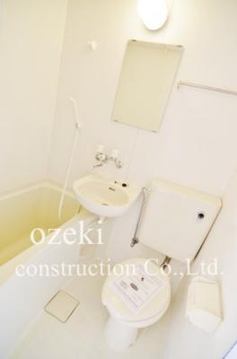 【浴室】ビューメゾン・フカツ