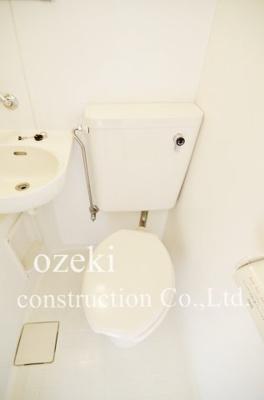 【トイレ】ビューメゾン・フカツ