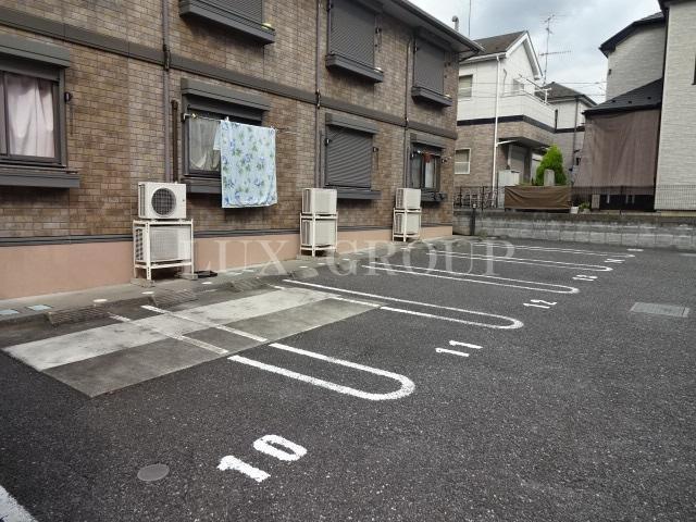 【駐車場】メゾンSAKURAⅠ