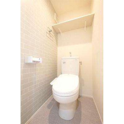 【トイレ】(仮称)中十条三丁目アパート