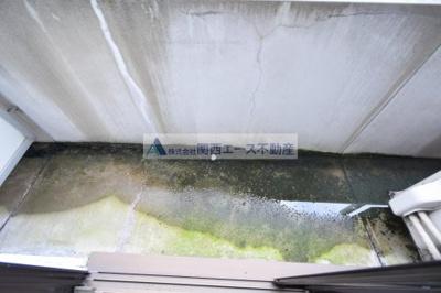 【バルコニー】メゾン若江