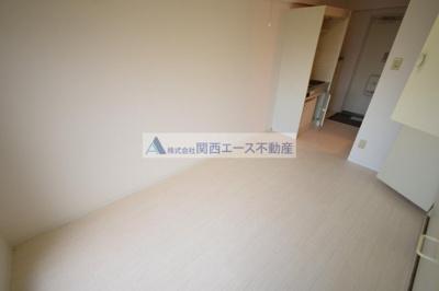 【寝室】メゾン若江