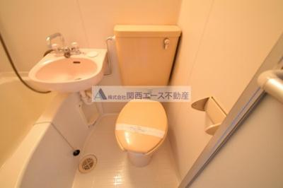 【トイレ】メゾン若江