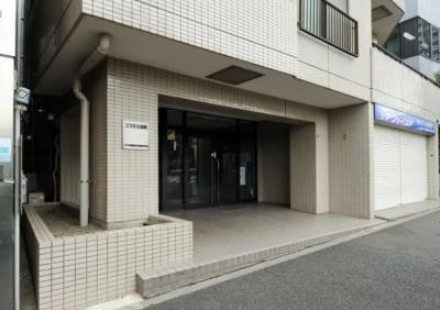 【エントランス】コスモ方南町