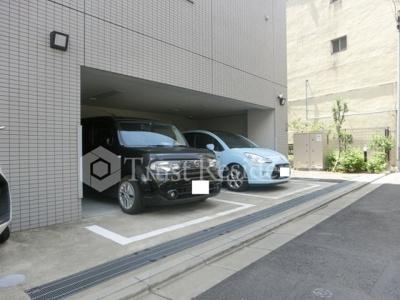 【駐車場】スカイコート隅田公園