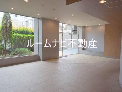 【セキュリティ】コンフォリア板橋仲宿