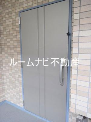 【バルコニー】コンフォリア板橋仲宿
