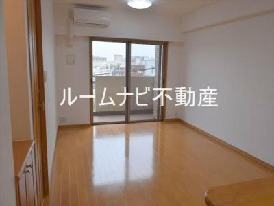 【居間・リビング】コンフォリア板橋仲宿