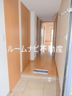 【玄関】コンフォリア板橋仲宿