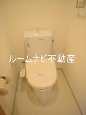 【トイレ】コンフォリア板橋仲宿