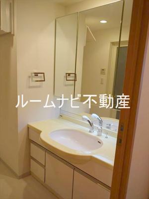【独立洗面台】コンフォリア板橋仲宿