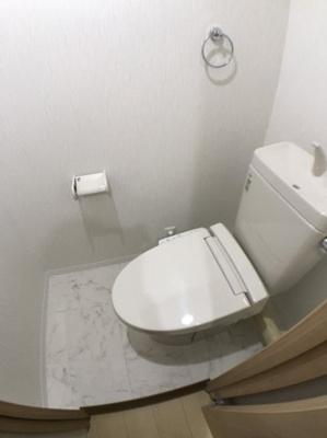 トイレの写真です♪