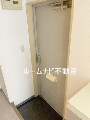 【玄関】ホーメストハイツ本郷