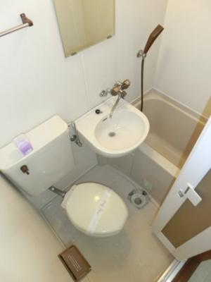 【浴室】ハイツ庵野