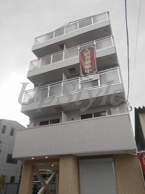 【外観】ビーカーサキタセンジュ